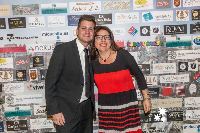 Gala 5º Aniversario ViveLasFallas